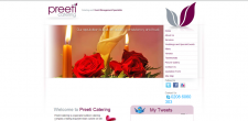 It was time for a new website incorporating social media was our main focal point.
