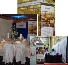 The Asian wedding market has grow considerably over the past two decades. So to have the Asian wedding exhibitions.