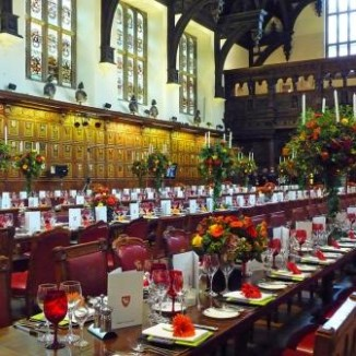 Weddings at Middle Temple